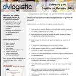 Hoja tecnica dvlogistic SGA Peque